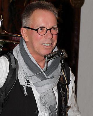 Chris Lejeune, Musiker aus der Schweiz / Zürich
