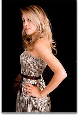 Fotomodel Tanja