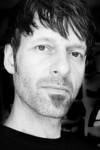 Patrick Miller Portrait