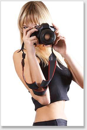 Modelfotografin