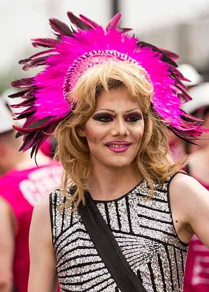 Pride München Travestie
